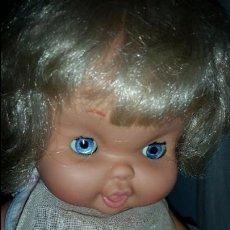 Otras Muñecas de Famosa: MUÑECA MAY DE FAMOSA NIÑA TODA DE ORIGEN OJOS COLOR AZUL AÑIL. Lote 146308956