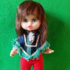 Otras Muñecas de Famosa: MUÑECA KINITA DE DURPE DE FAMOSA OJOS MARGARITA AZULES. Lote 47991188