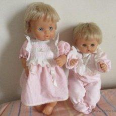 Otras Muñecas de Famosa: PAREJA DE MUÑECOS DE FAMOSA. Lote 48823349