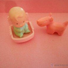 Otras Muñecas de Famosa: PIN Y PON BEBE. Lote 76016535
