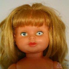 Otras Muñecas de Famosa: MUÑECA SABELA DE FAMOSA AÑOS 60, 57 CM. Lote 49050939