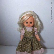 Otras Muñecas de Famosa: MUÑECA ROSELLY - MOLDE MARILOLI O MARI LOLI DE FAMOSA - RUBIA - MUY CURIOSA. Lote 49057767