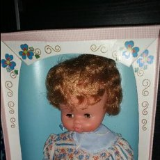 Otras Muñecas de Famosa: ANTIGUA CAJA DEL MUÑECO MOFLETES AÑOS 70-SOLO SE VENDE LA CAJA. Lote 49177877