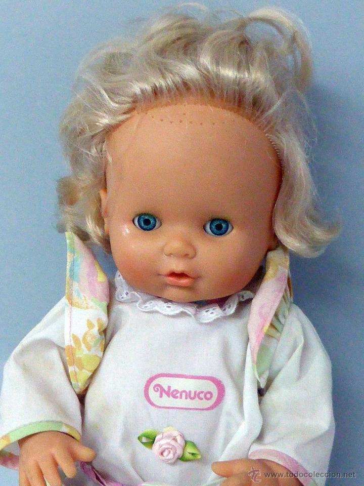 Otras Muñecas de Famosa: Nenuca Nenuco muñeca Famosa Set Casa Maletín vestido original años 90 - Foto 2 - 49539939