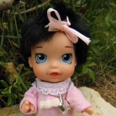 Otras Muñecas de Famosa: MUÑECA JAGGETTIS PAULA POP DE FAMOSA DE 14 CM. Lote 49634586