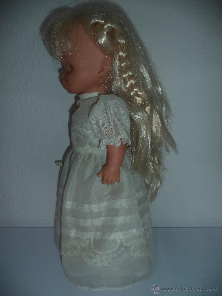 Otras Muñecas de Famosa: ,Famosa.Vestida de Primera comunión,original,es la muñeca de las fotos - Foto 4 - 154596010