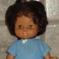 Otras Muñecas de Famosa: NEGRITA .MUÑECA MULATA MAY DE FAMOSA. NEGRA. Lote 50375581