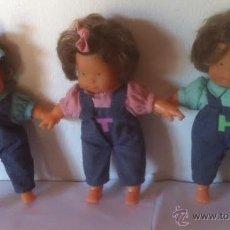 Otras Muñecas de Famosa: LAS TRES MELLIZAS DE FAMOSA , LES TRES BESSONES. Lote 68713473
