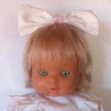 Otras Muñecas de Famosa: BONITA NENUCA CON VESTIDO ORIGINAL MARCADO. Lote 50760128