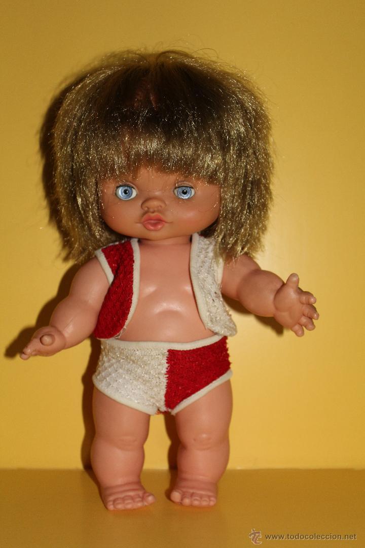GRASITAS DE FAMOSA - AÑOS 70 (Juguetes - Muñeca Española Moderna - Otras Muñecas de Famosa)
