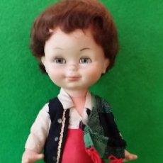 Otras Muñecas de Famosa: MUÑECO REGIONAL OJOS MARGARITA. Lote 51653438