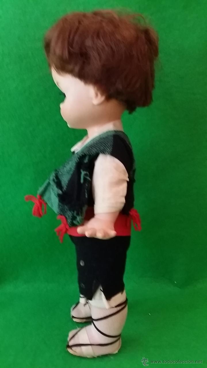 Otras Muñecas de Famosa: MUÑECO REGIONAL OJOS MARGARITA - Foto 3 - 51653438