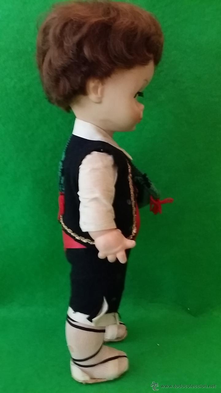 Otras Muñecas de Famosa: MUÑECO REGIONAL OJOS MARGARITA - Foto 4 - 51653438