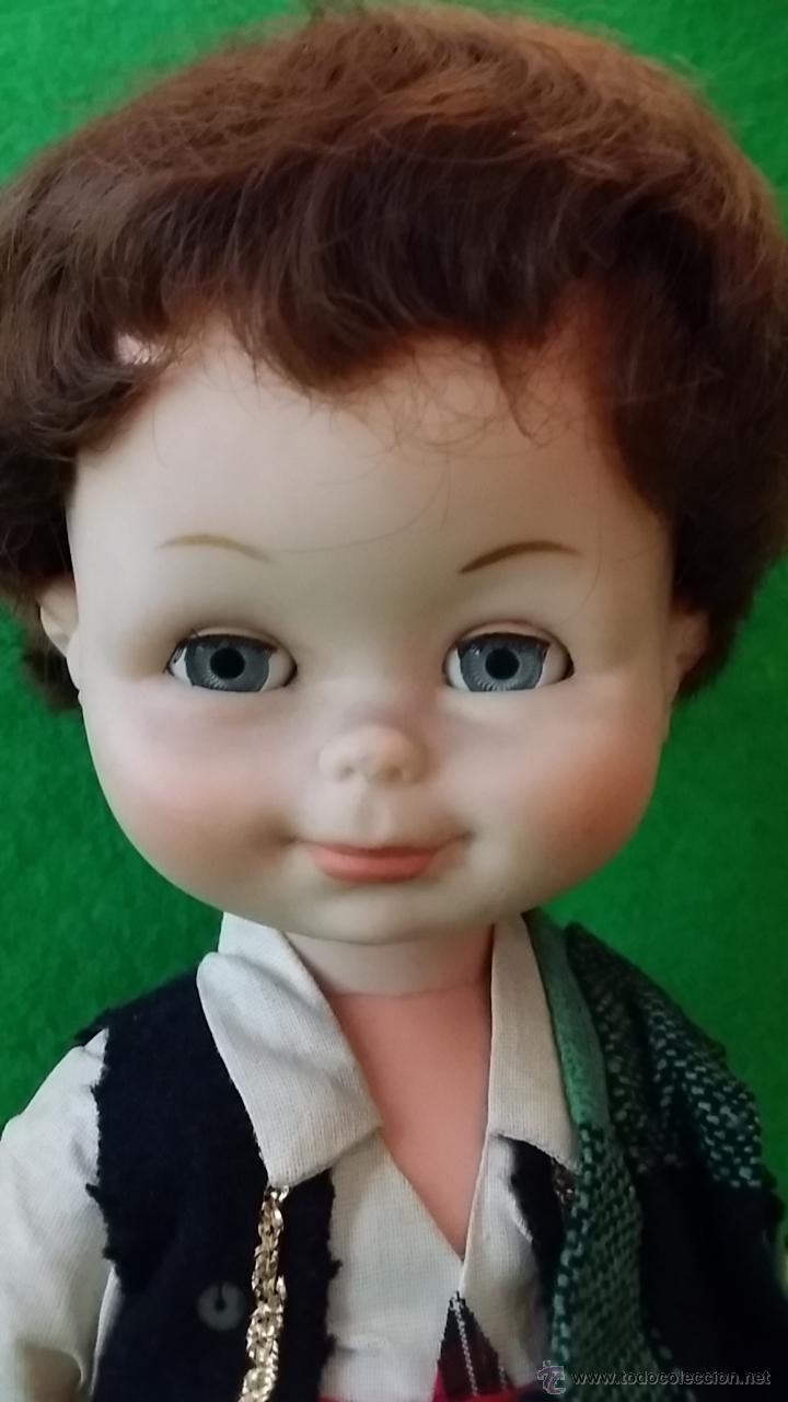 Otras Muñecas de Famosa: MUÑECO REGIONAL OJOS MARGARITA - Foto 5 - 51653438