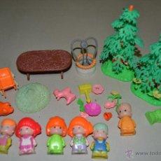 Otras Muñecas de Famosa: LOTE PIN Y PON PIEZAS SUELTAS. Lote 51733923