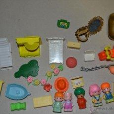 Otras Muñecas de Famosa: LOTE PIN Y PON PIEZAS SUELTAS. Lote 51733951