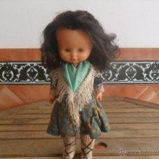 Otras Muñecas de Famosa: MUÑECA MARILOLI MARI LOLI MORENA VESTIDA DE REGIONAL DE FAMOSA . Lote 51917306