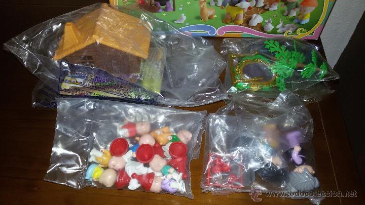Otras Muñecas de Famosa: PIN Y PON BLANCANIEVES Y LOS 7 ENANITOS COMPLETO - Foto 2 - 52161046