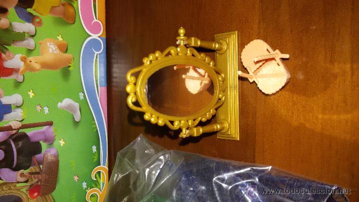 Otras Muñecas de Famosa: PIN Y PON BLANCANIEVES Y LOS 7 ENANITOS COMPLETO - Foto 4 - 52161046