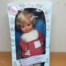 Otras Muñecas de Famosa: MUÑECA BABY RIE DE FAMOSA SIN USAR PERO NO FUNCIONA. Lote 52976384