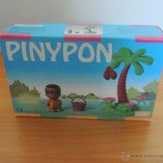 Otras Muñecas de Famosa: PINYPON Y LOS VIAJES. Lote 94680652