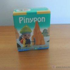 Otras Muñecas de Famosa: PINYPON ALPINISTA. Lote 94275293