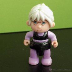 Otras Muñecas de Famosa: PIN Y PON, BRUJA BLANCANIEVES. Lote 53196371