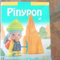Otras Muñecas de Famosa: PIN Y PON DE FAMOSA PINYPON ALPINISTA 1995 DESCATALOGADO. Lote 53500148