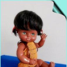 Otras Muñecas de Famosa: GODIN GODINA NEGRITO DE FAMOSA - MUÑECA. Lote 52836907