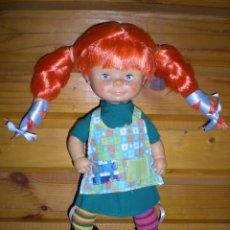 Otras Muñecas de Famosa: PRECIOSO MUÑECO CHATIN CHATUCA DE FAMOSA RESTAURADA MUY BUEN ESTADO AÑOS 70. Lote 54867411