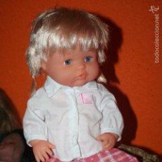 Otras Muñecas de Famosa: MUÑECA NENUCA COLEGIALA . Lote 55132097