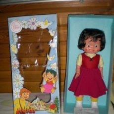 Otras Muñecas de Famosa: RAREZA HEIDI ANDADORA GRANDE DE FAMOSA NUEVA DE JUGUETERIA AÑOS 70 MIDE 47 CM DIFICILISIMA!!!..... Lote 55364041