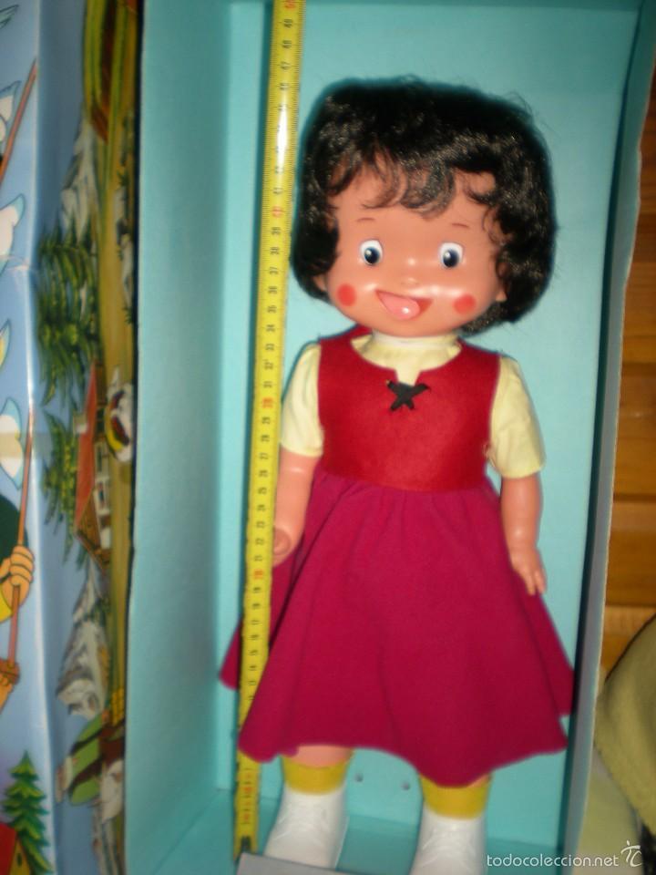 Otras Muñecas de Famosa: rareza heidi andadora grande de famosa nueva de jugueteria años 70 mide 47 cm dificilisima!!!.... - Foto 2 - 55364041