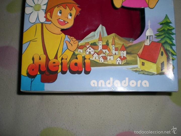 Otras Muñecas de Famosa: rareza heidi andadora grande de famosa nueva de jugueteria años 70 mide 47 cm dificilisima!!!.... - Foto 7 - 55364041