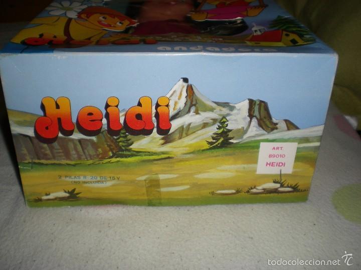 Otras Muñecas de Famosa: rareza heidi andadora grande de famosa nueva de jugueteria años 70 mide 47 cm dificilisima!!!.... - Foto 8 - 55364041