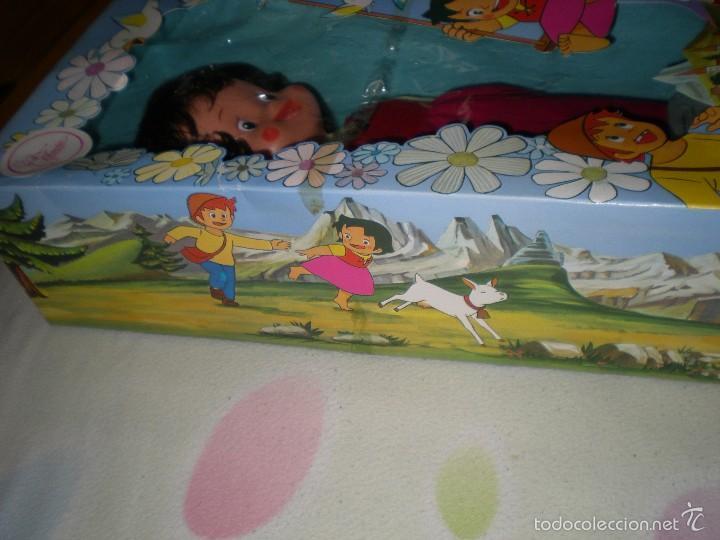Otras Muñecas de Famosa: rareza heidi andadora grande de famosa nueva de jugueteria años 70 mide 47 cm dificilisima!!!.... - Foto 9 - 55364041