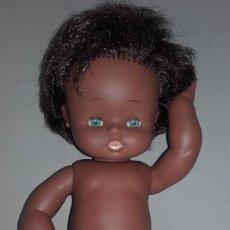 Otras Muñecas de Famosa: MUÑECO O MUÑECA CURRIN O GODIN NEGRO NEGRITO DE FAMOSA AÑOS 80. Lote 55691653