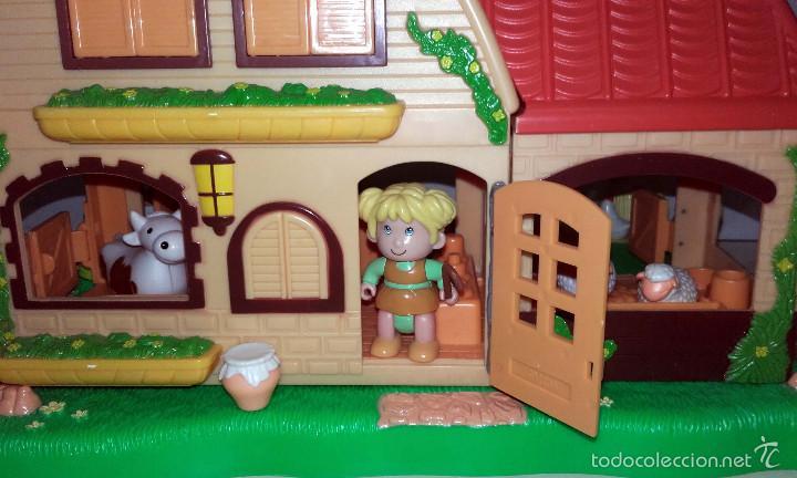 Otras Muñecas de Famosa: GRANJA PIN Y PON PINYPON CON ACCESORIOS MUY COMPLETA MUÑECA DE FAMOSA - Foto 5 - 55927525