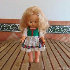 Otras Muñecas de Famosa: MUÑECA MARILOLI MARI LOLI DE FAMOSA OJOS MARGARITA RUBIA. Lote 56380486
