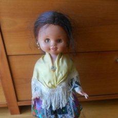 Otras Muñecas de Famosa: MUÑECA DE FAMOSA, TRAJE REGIONAL ARAGON, 40 CM VER FOTOS. Lote 56390905