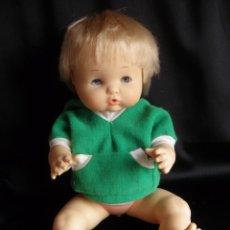 Otras Muñecas de Famosa: MUÑECA MUÑECO NENUCO AÑOS 70 OJOS MARGARITA. Lote 56647648