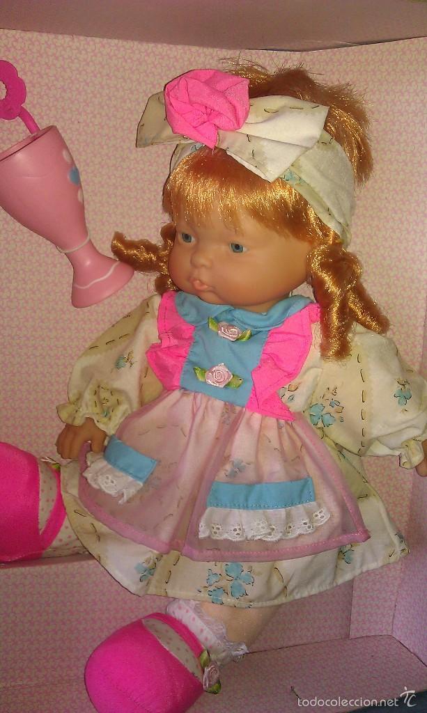 PRECIOSA MUÑECA NENUCA BURBUJAS DE FAMOSA NUEVA EN SU CAJA ORIGINAL SIN ESTRENAR - MUÑECAS FAMOSA - (Juguetes - Muñeca Española Moderna - Otras Muñecas de Famosa)