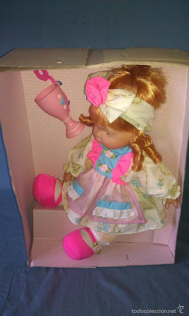 Otras Muñecas de Famosa: PRECIOSA MUÑECA NENUCA BURBUJAS DE FAMOSA NUEVA EN SU CAJA ORIGINAL SIN ESTRENAR - MUÑECAS FAMOSA - - Foto 3 - 57332555