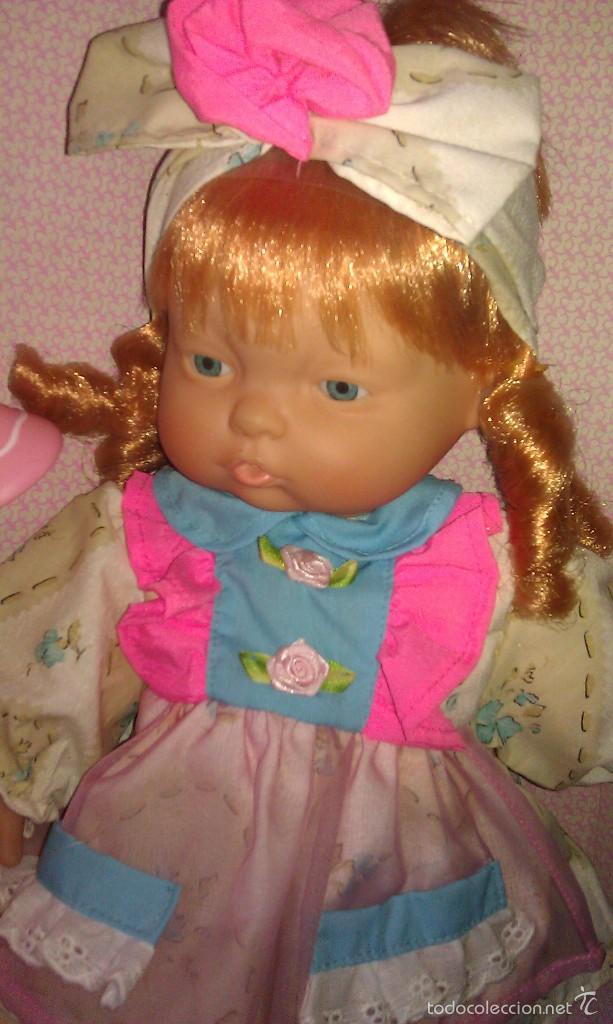 Otras Muñecas de Famosa: PRECIOSA MUÑECA NENUCA BURBUJAS DE FAMOSA NUEVA EN SU CAJA ORIGINAL SIN ESTRENAR - MUÑECAS FAMOSA - - Foto 5 - 57332555