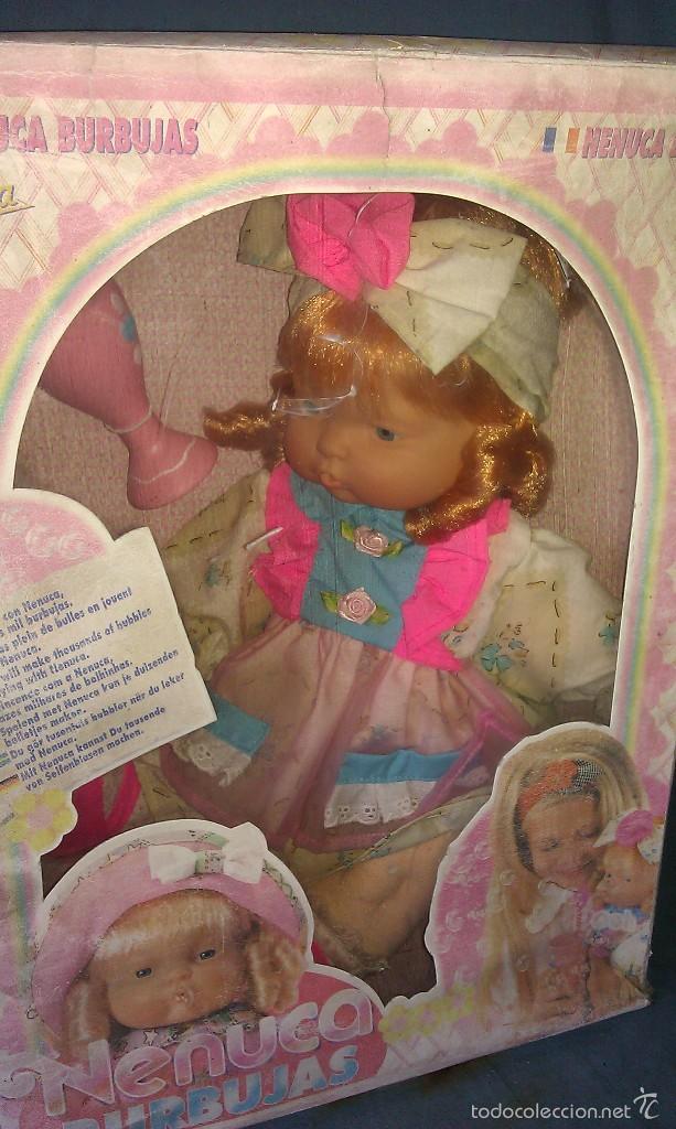 Otras Muñecas de Famosa: PRECIOSA MUÑECA NENUCA BURBUJAS DE FAMOSA NUEVA EN SU CAJA ORIGINAL SIN ESTRENAR - MUÑECAS FAMOSA - - Foto 9 - 57332555