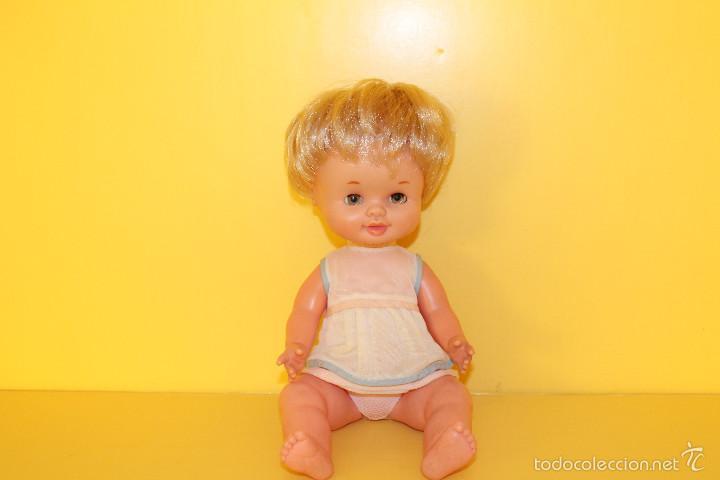 MUÑECA SOLE O EVELIN DE FAMOSA - AÑOS 70 (Juguetes - Muñeca Española Moderna - Otras Muñecas de Famosa)