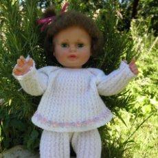Otras Muñecas de Famosa: MUÑECA ANTIGUA POCHI NIÑA DE FAMOSA DE 46 CM. Lote 75939961