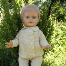 Otras Muñecas de Famosa: MUÑECO ANTIGUO POCHI NIÑO DE FAMOSA DE 46 CM. Lote 57609325