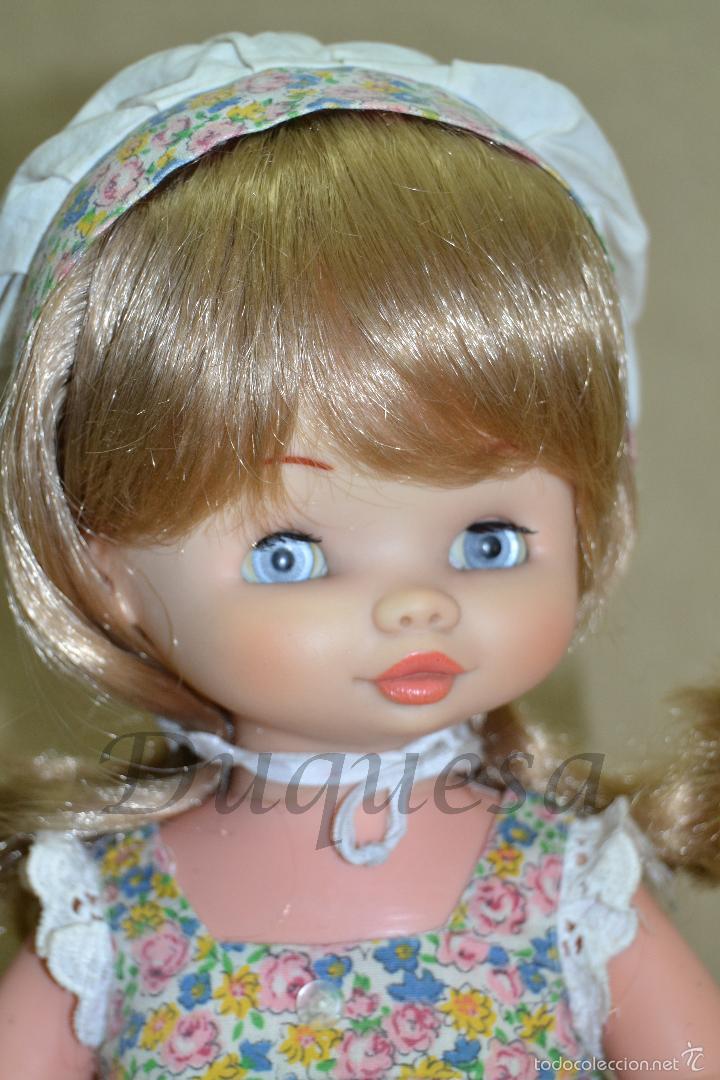 MARAVILLOSA CONCHI ROMANTICA DE FAMOSA, 70´S (Juguetes - Muñeca Española Moderna - Otras Muñecas de Famosa)