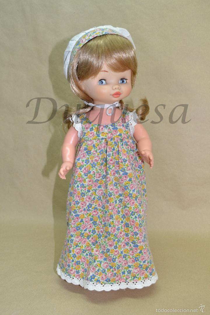 Otras Muñecas de Famosa: Maravillosa CONCHI ROMANTICA de FAMOSA, 70´s - Foto 5 - 58065003